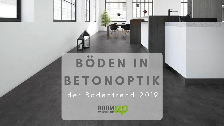 Top Böden in Betonoptik – Der Bodentrend 2019 | Room Up Bodenmagazin HW62