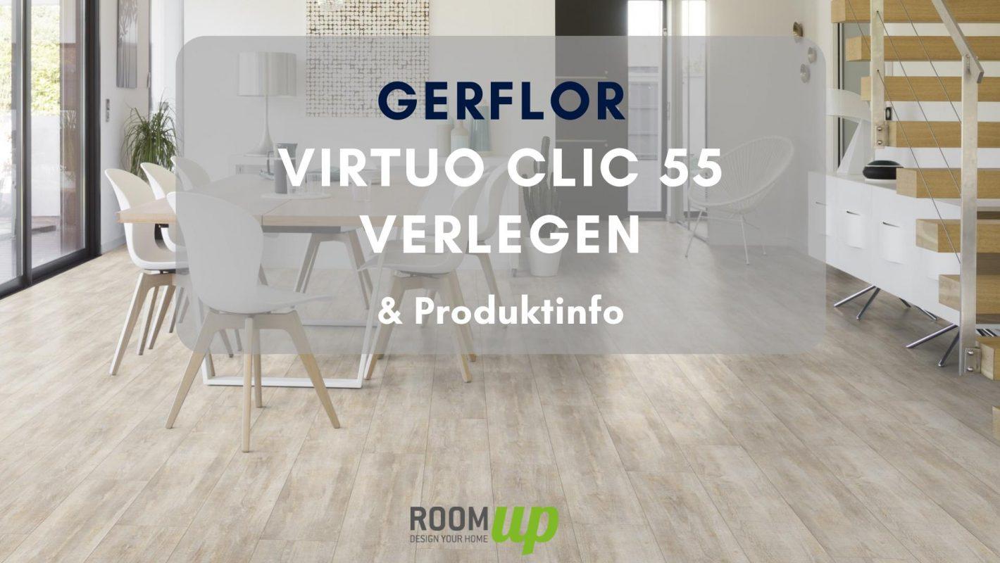 GERFLOR Virtuo Clic 55 verlegen & Produktinfo