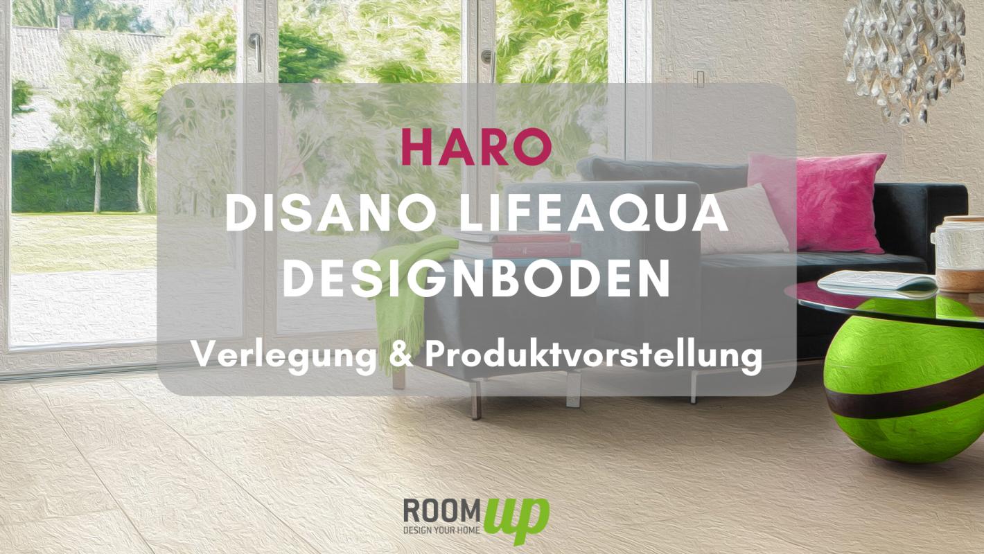 HARO Disano LifeAqua verlegen & Produktvorstellung