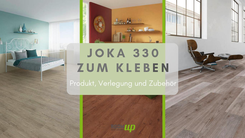 Designboden JOKA 330 zum Kleben - Produkt, Verlegung und Zubehör