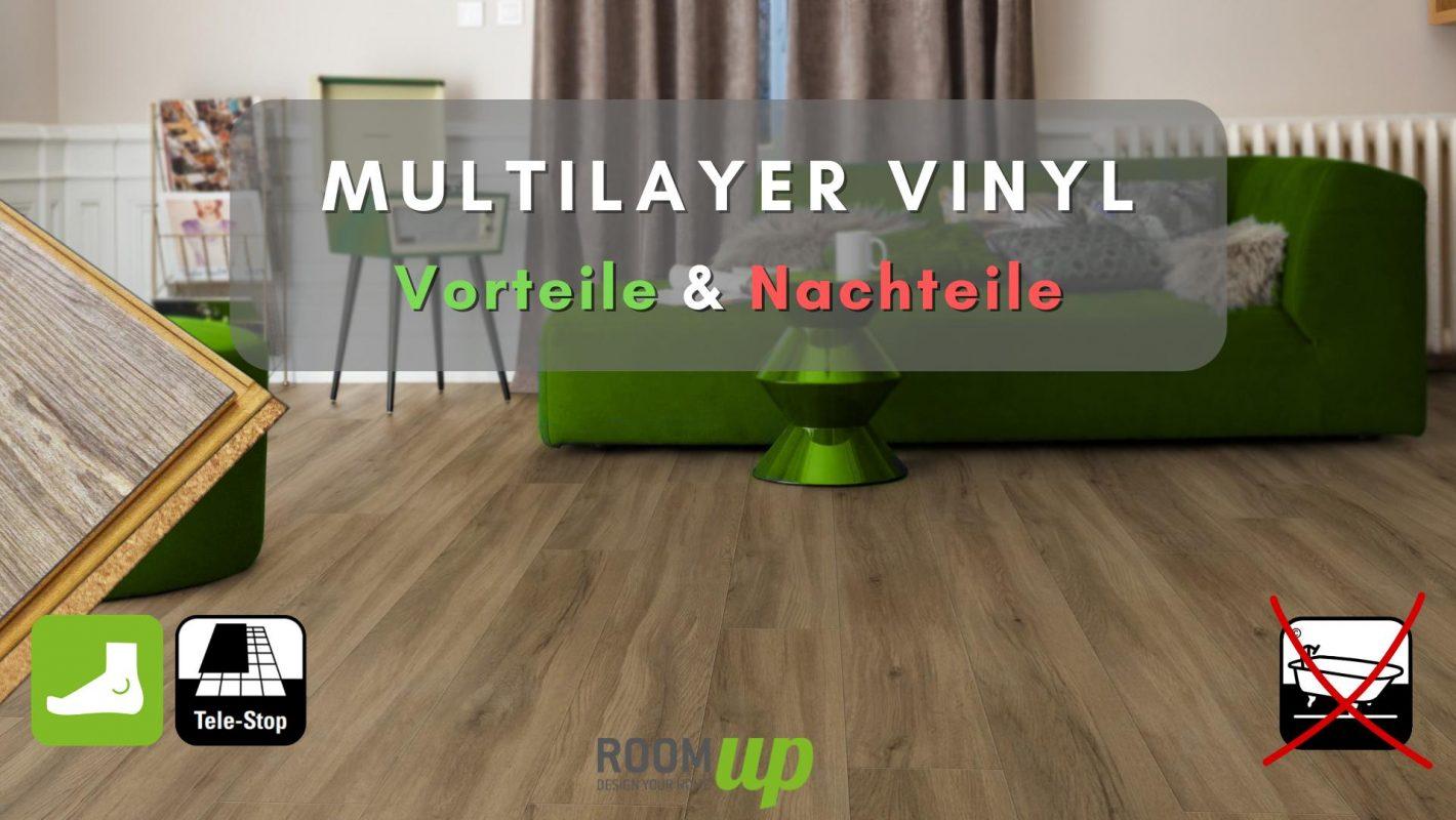 Multilayer Vinyl Vorteile & Nachteile   Room Up