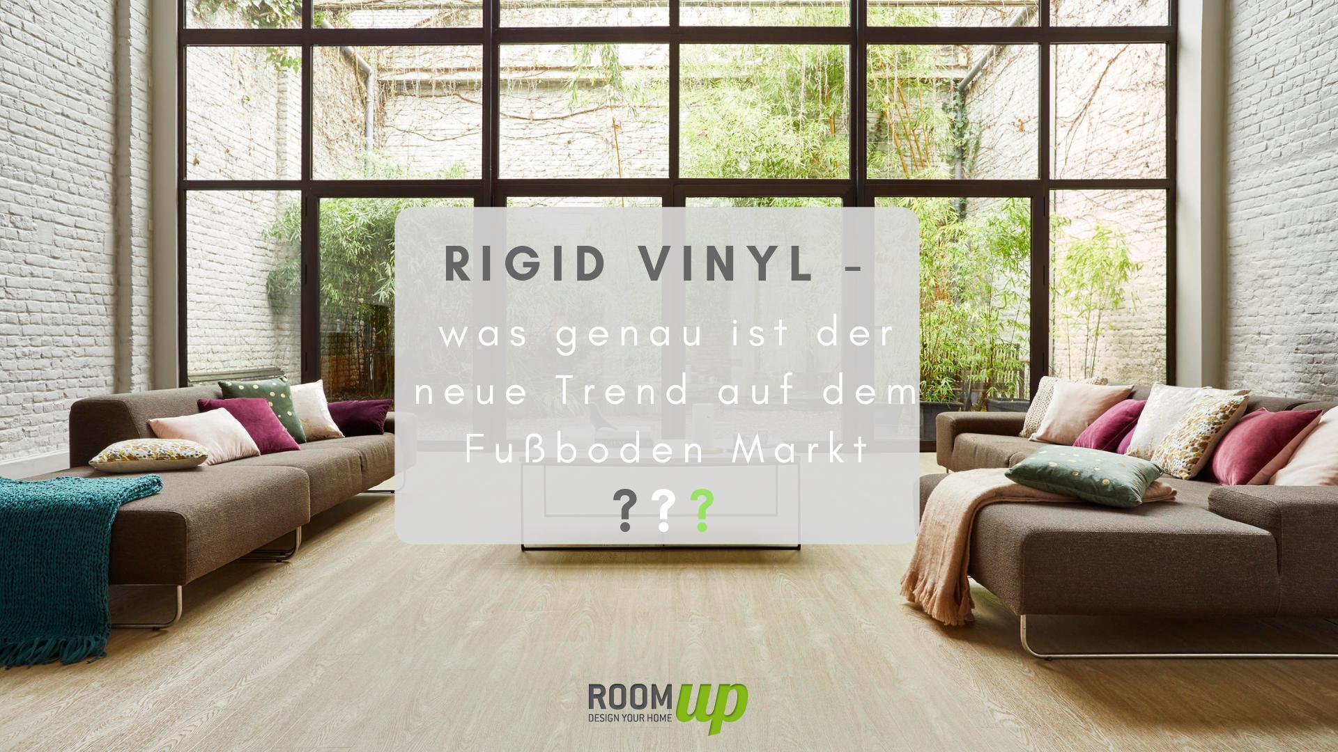 rigid vinyl was ist der neue trend auf dem fu boden markt. Black Bedroom Furniture Sets. Home Design Ideas