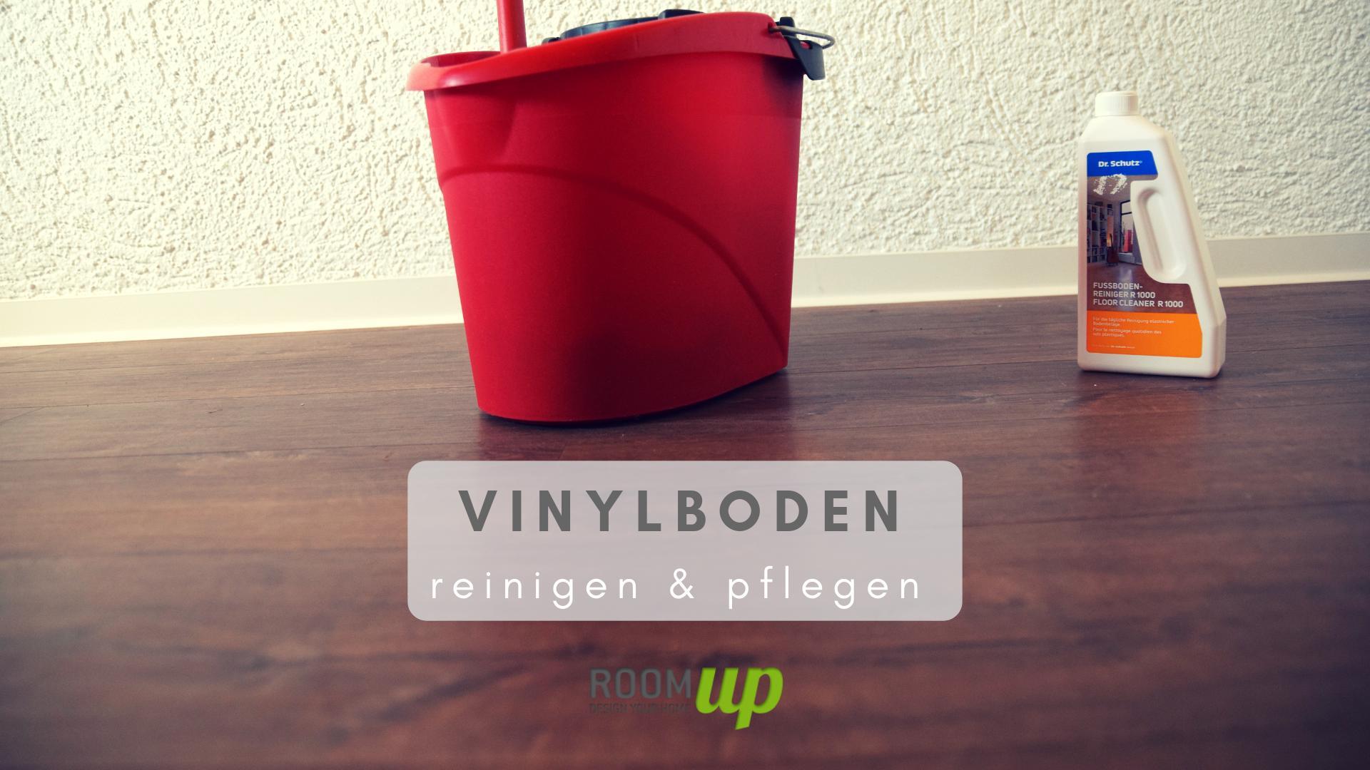 Beliebt Vinylboden reinigen und pflegen - Room up Bodenmagazin KZ21