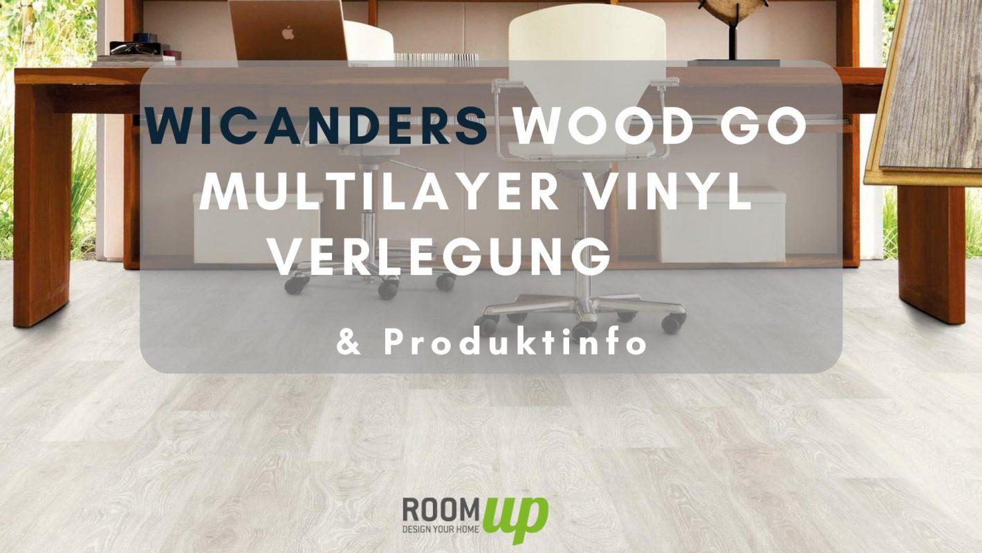 WICANDERS Wood Go verlegen & Produktinfo