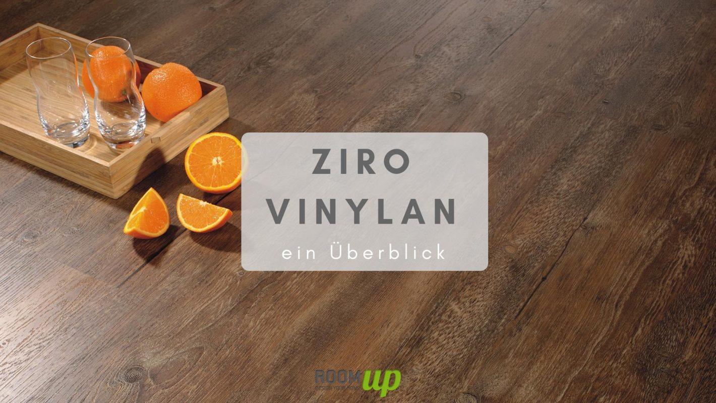 Ziro Vinylan - Ein Dekor, drei Varianten