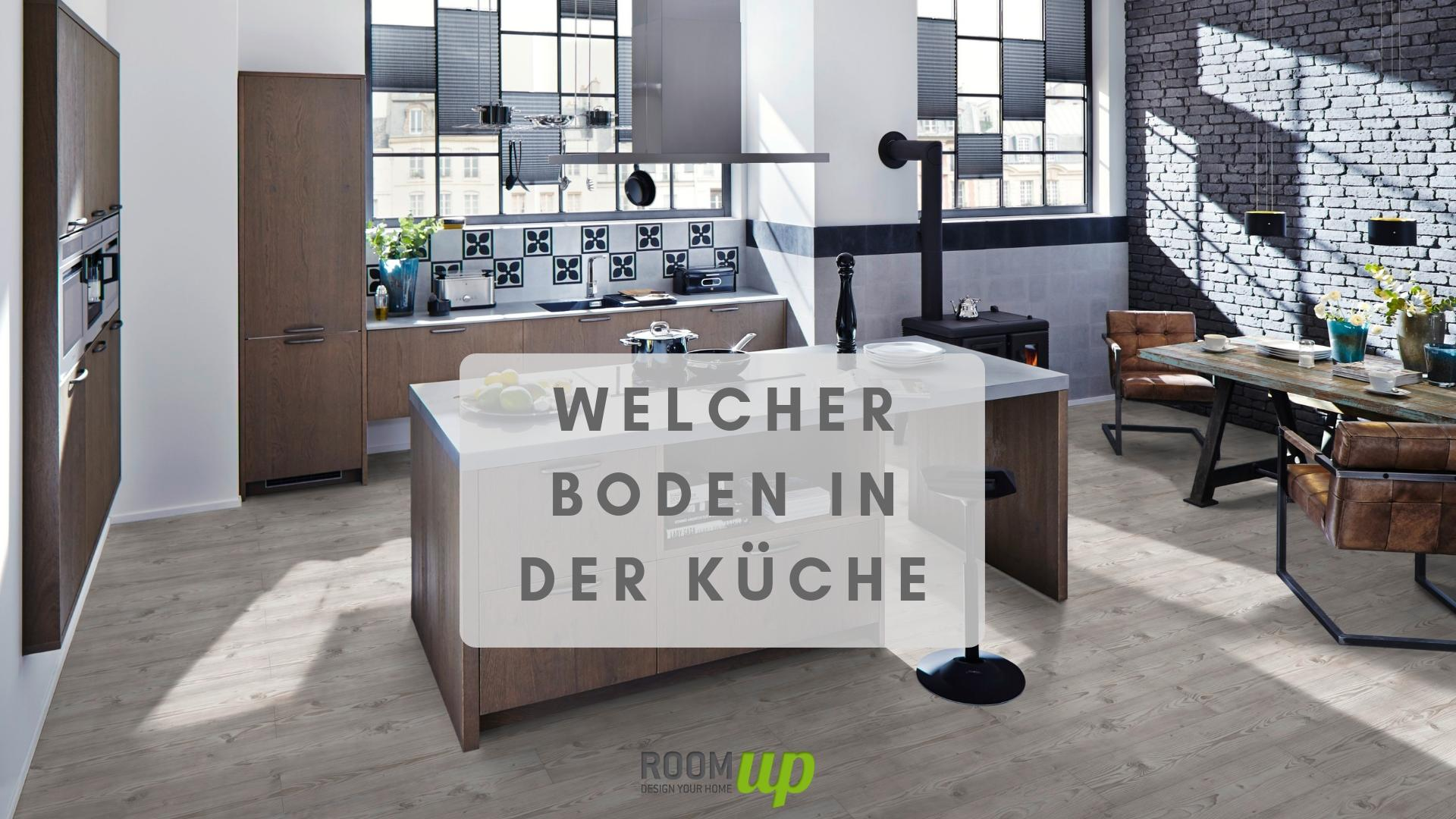 Welcher Bodenbelag in der Küche? Room Up Magazin