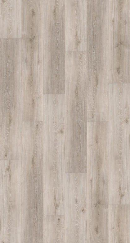 Eiche grau geweißt Gebürstete Struktur - Parador Klick Vinyl Basic 4.3
