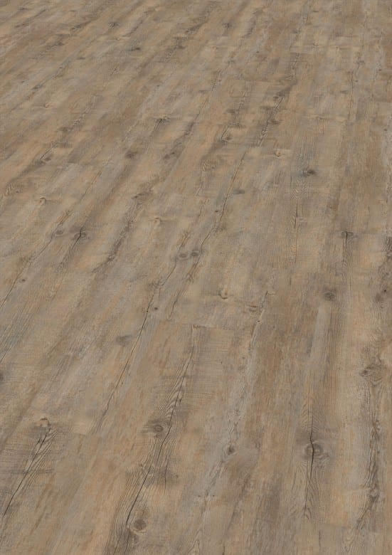 Arizona Oak Grey - Wineo Ambra Wood Vinyl Laminat Multi-Layer