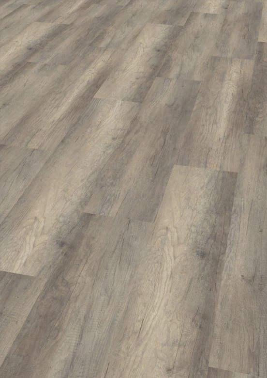 Calistoga Grey - Wineo Purline 1000 Wood Klick Design-Planke