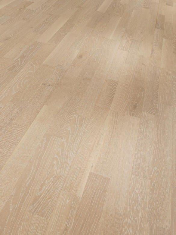 PARADOR Basic 11-5 - Eiche Weißpore - Rustikal lackversiegelt matt weiß - 1595130