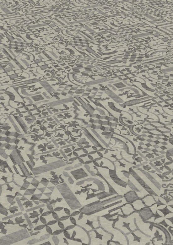 mosaic dark wineo 800 craft vinyl fliesen. Black Bedroom Furniture Sets. Home Design Ideas