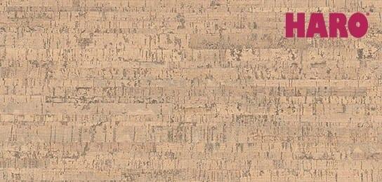 Corkett Arcos antikweiß Haro - Korkboden Korkoptik