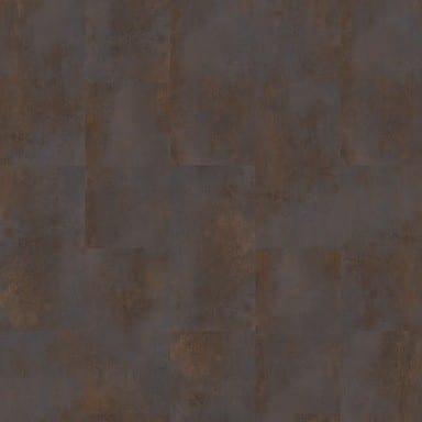 Oxide Metal Brown - Tarkett Starfloor Click 50 Vinyl Fliesen