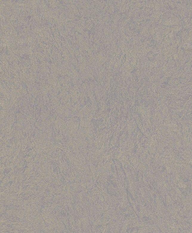 Tapete Steinoptik Grau Braun - Rasch Vlies -Tapete