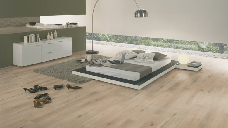 Island Oak Sand - Wineo Purline 1000 Wood Klick Design-Planke