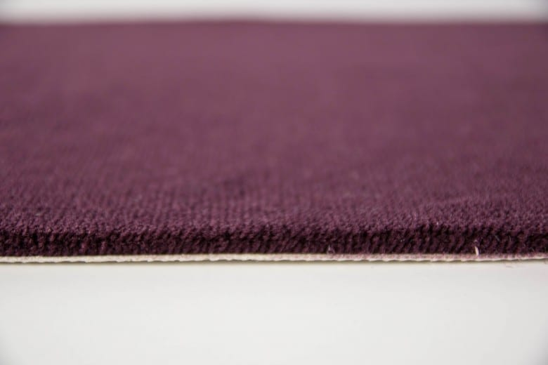 Ideal Noblesse 879 Purple - Teppichboden Ideal Noblesse