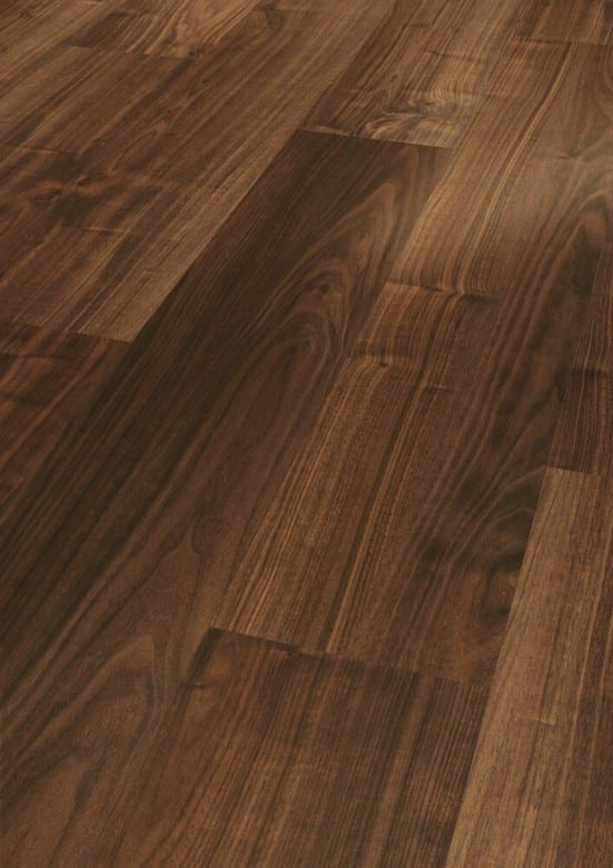Walnuss Holzstruktur - Parador Laminat Basic 200