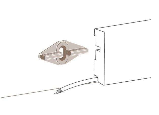 sockelleisten classic 3060 parador parkett zubeh r sonstiges room up online shop. Black Bedroom Furniture Sets. Home Design Ideas