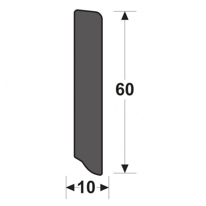 Tarkett PVC-Sockelleiste Dekorgleich
