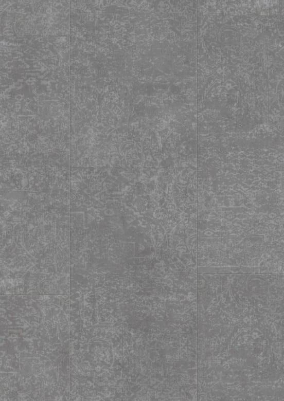 Damasco Grey - Gerflor Senso Lock Plus Vinyl Fliese