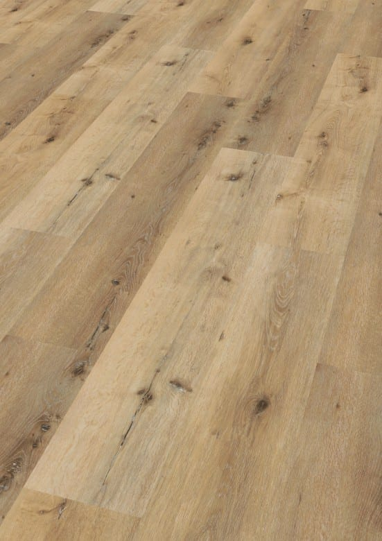 Corn Rustic Oak - Wineo 800 Wood XL Vinyl Planke zum Klicken