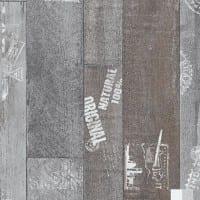 Vorschau: Tarkett Trend Travel Wood Black - PVC - Belag Tarkett Trend