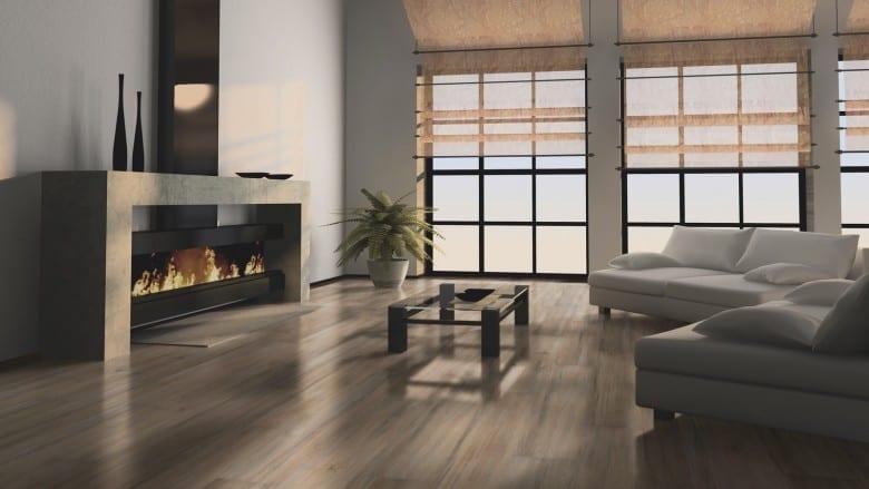 Patina Teak - Wineo Purline 1000 Wood Klick Design-Planke