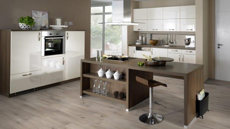 Island Oak Moon - Wineo Purline 1000 Wood Klick Design-Planke