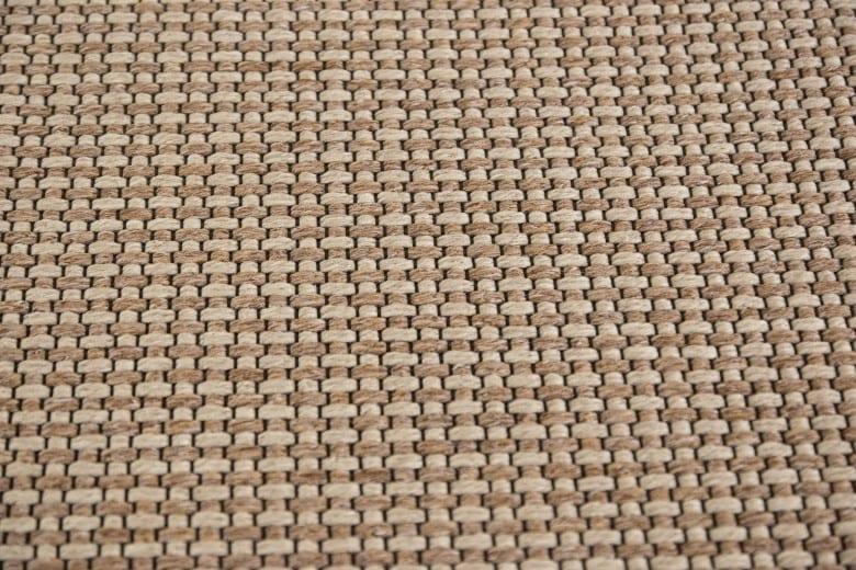 Bentzon Elba Duo 213102 Beige meliert - gewebter Teppichboden