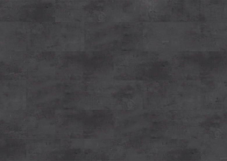 Vintage Zinc Black 4V - Tarkett I.D. Inspiration 55 Vinyl Fliesen zum Kleben