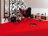 Vorschau: Tarkett Trend DJ Red - PVC Boden Tarkett Trend