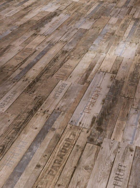 PARADOR Classic 2050 - Vinylboden 5.0 Boxwood Vintage braun Gebürstete Struktur - 1513567