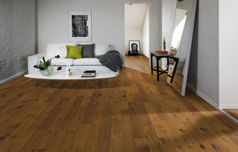 r uchereiche crater lhd handgehobelt k hrs parkett spirit rugged collection. Black Bedroom Furniture Sets. Home Design Ideas