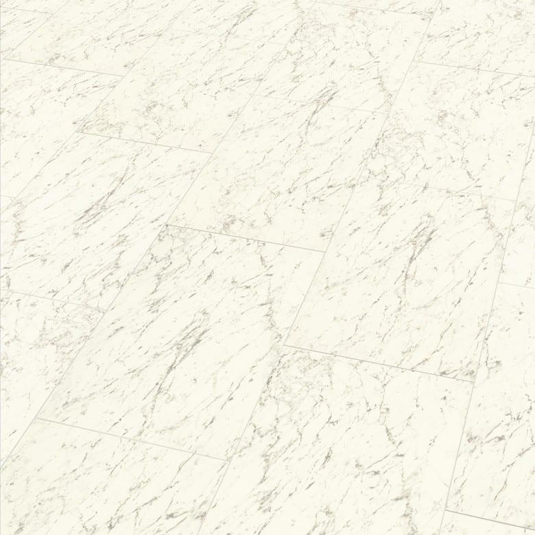 Carrera Weiß Elesgo Maxi V5 - Laminat Fliesenoptik Hochglanz