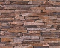 Vorschau: Stone Wall Mix Steinoptik- A.S. Creation Vlies -Tapete