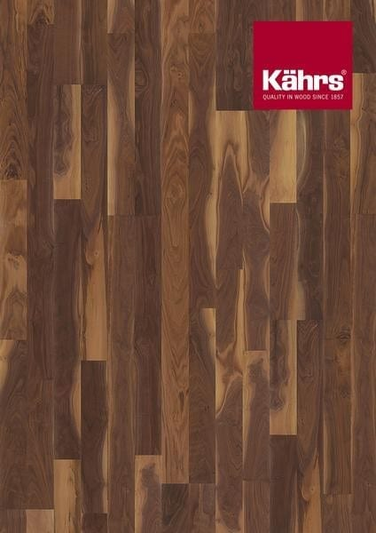 KÄHRS American Naturals Collection - Walnuss amerikanisch Georgia - 152N8EVAF0KW 0