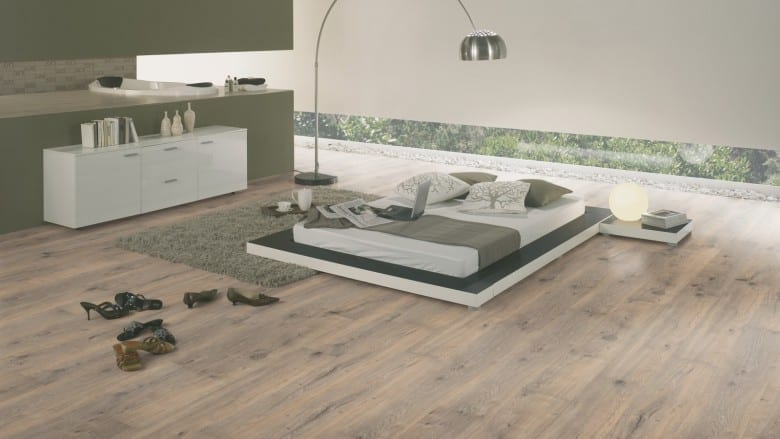 Valley Oak Mud - Wineo Purline 1000 Wood Klick Design-Planke