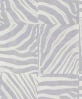 Vorschau: Tierfell Hellgrau - Rasch Vlies - Tapete Tierprint Moderne