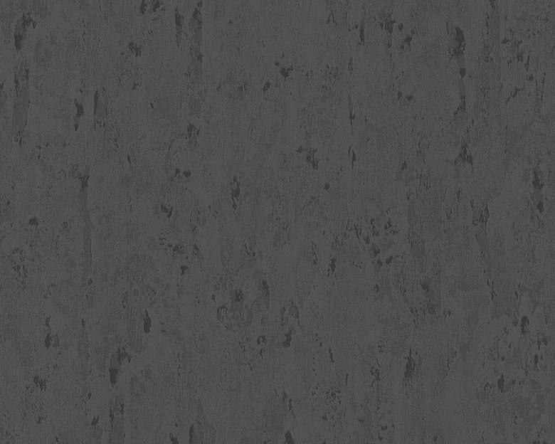 Anthrazit Authentic Betonoptik - A.S. Creation Vlies-Tapete