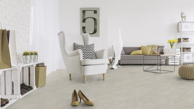 Wicanders Authentica Limestone - Saurian Lime - Designboden zum Klicken