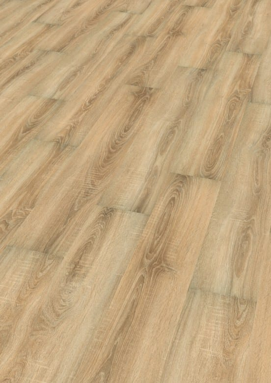 Traditional Oak Brown - Wineo Purline 1000 Wood Klick Design-Planke