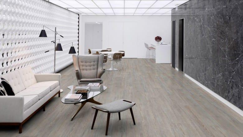 Eiche Gekalkt Platinum Wicanders Artcomfort Wood Kork Boden Xl Diele