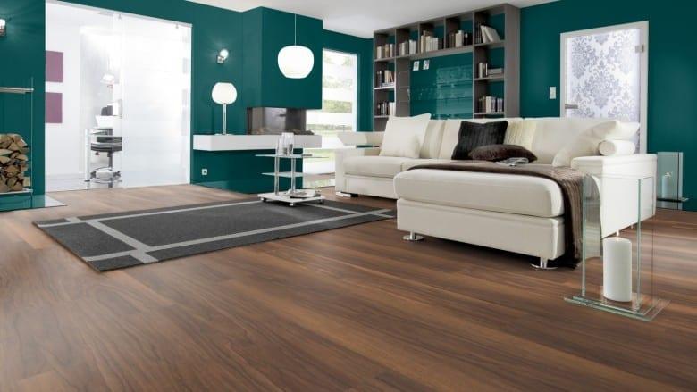 Sardinia Wild Walnut - Wineo 800 Wood Vinyl Planken zum Kleben