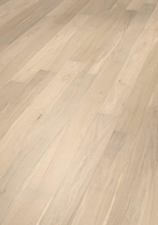 Eiche country gebürstet 2V Thede & Witte Boston - Parkett Landhausdiele weiß geölt