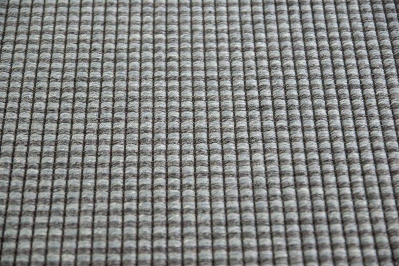 Bentzon Capri Duo Grau 211809 - gewebter Teppichboden