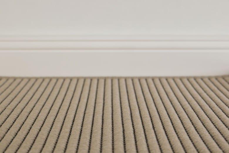 Bentzon Como 008001 Beige - gewebter Teppichboden