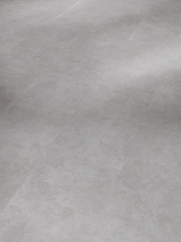 PARADOR Basic 4.3 zum Klicken  - Beton grau Steinstruktur - 1590995