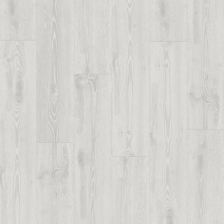 Scandinavian Oak Light Grey - Tarkett Starfloor Click 55 Vinyl Planken