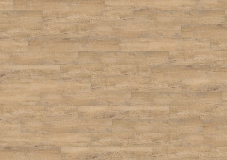 Chateau Brown - Wineo 600 Wood Vinyl Planke zum Klicken