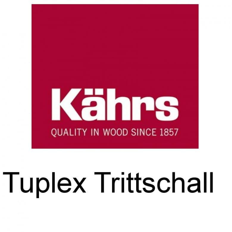 Kährs Tuplex-Dämmunterlage mit Dampfbremse 3mm 16,5m²